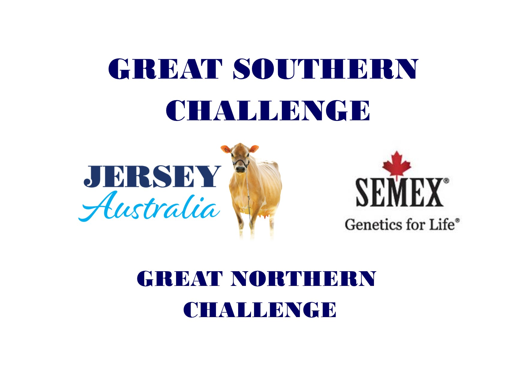 Semex / Jersey Australia Great Southern and Great Northern Challenge judges announcement